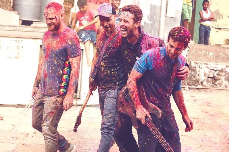 """Coldplay sortira un EP de titres inédits, """"Kaleidoscope"""" en 2017, à l'occasion de leur tournée européenne, l'été prochain."""