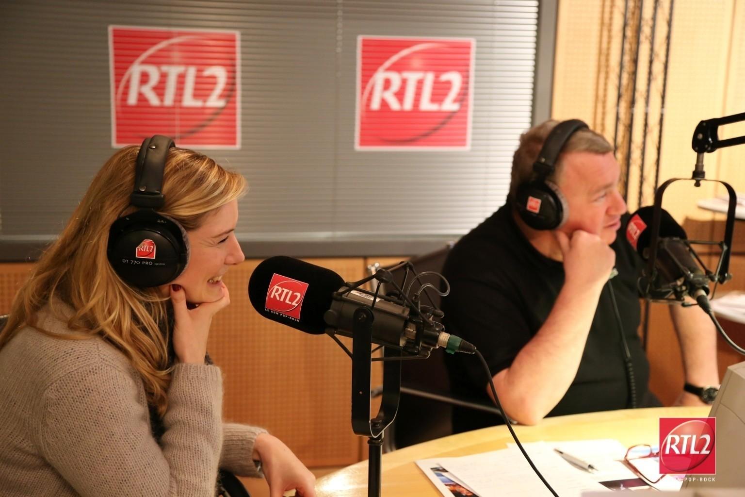 Louise Ekland & Christophe Nicolas