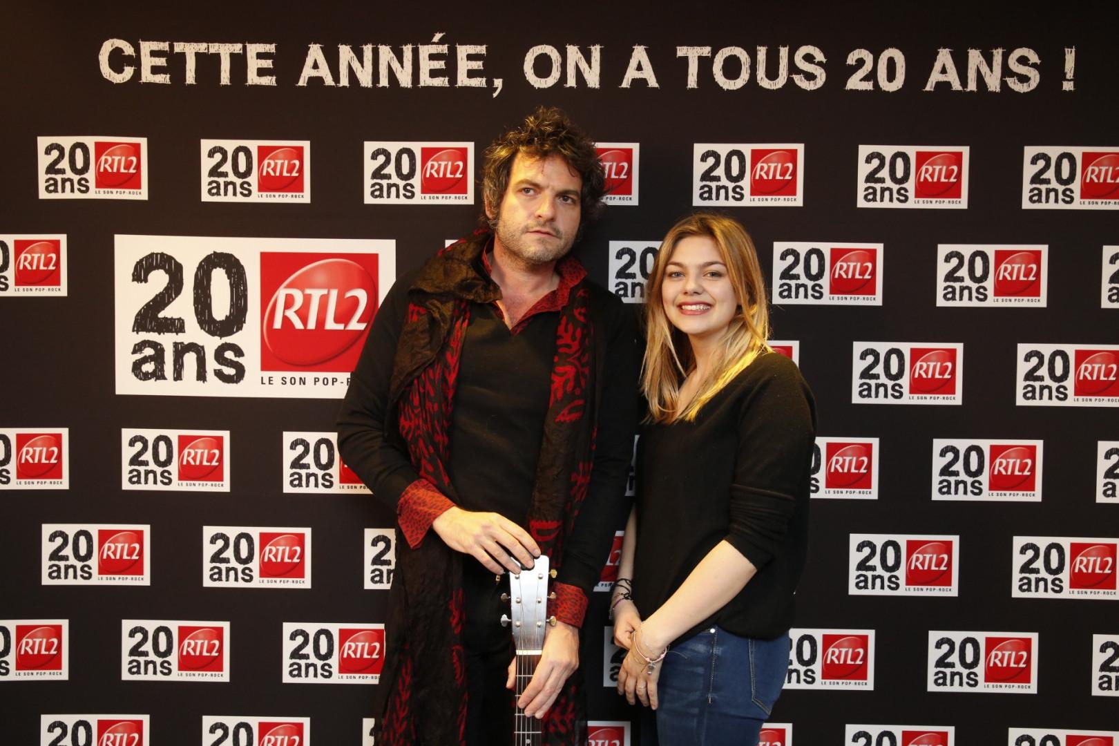 -M- et Louane