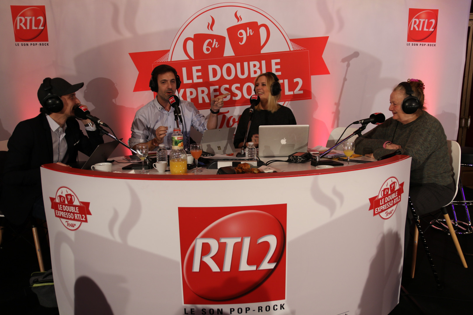 Le Double Expresso en direct du Casino de Paris