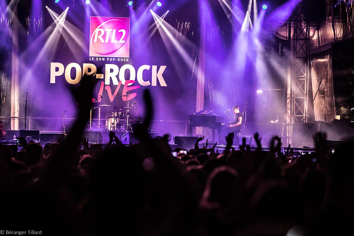 RTL2 Pop-Rock Live à Bordeaux