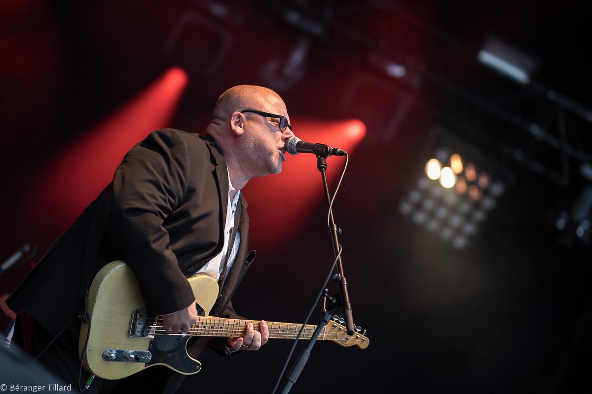 Pixies au Lollapalooza Paris