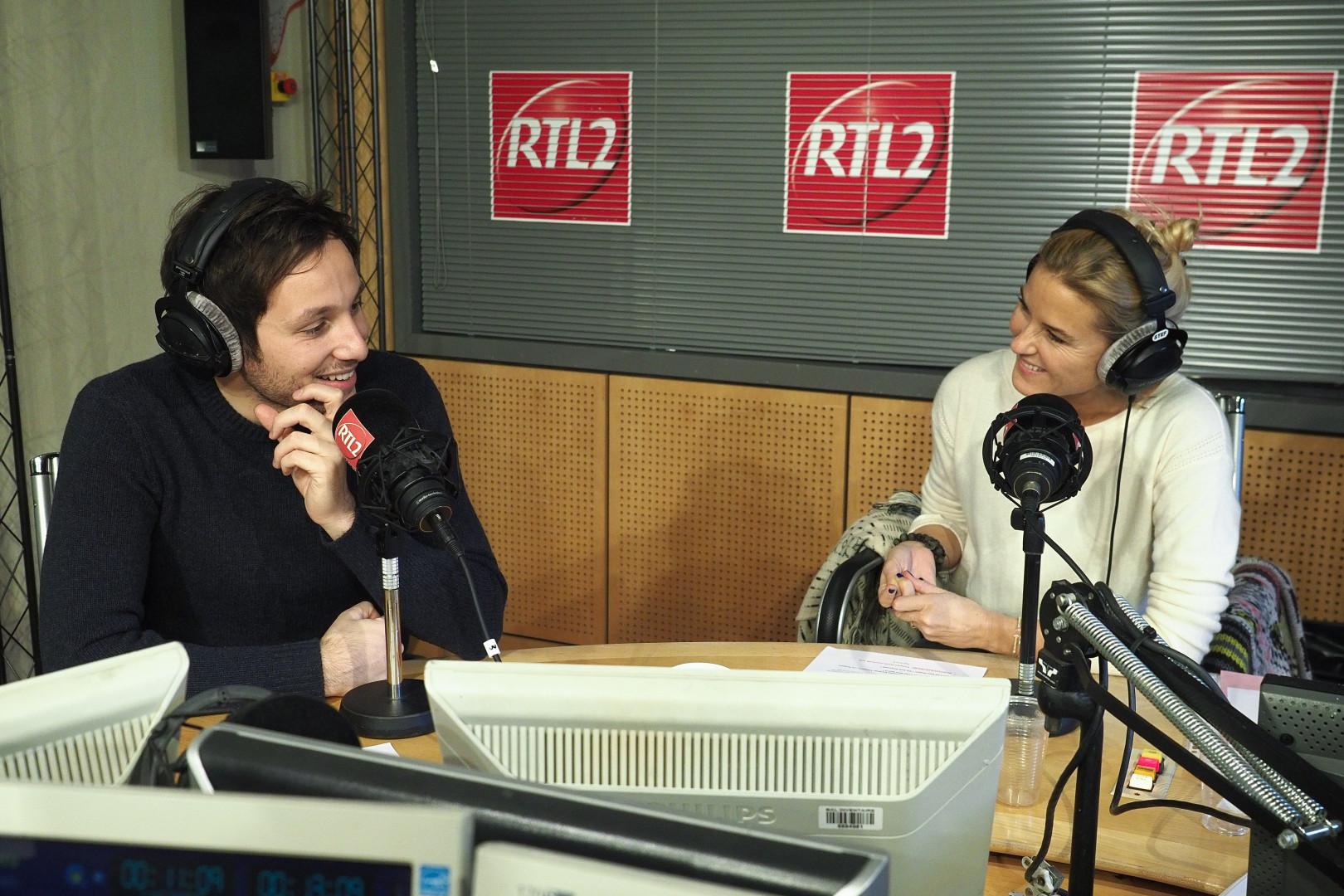 Vianney interviewé par Stéphanie Renouvin