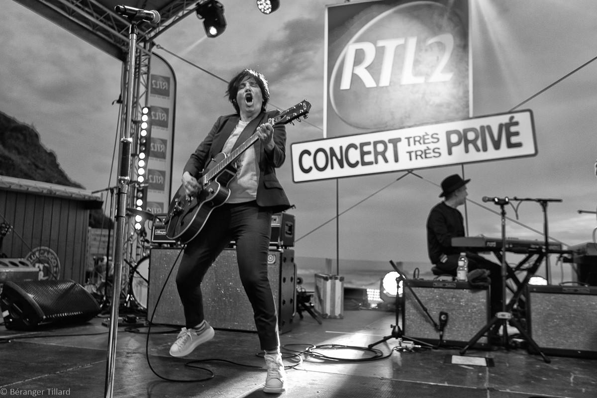 Texas en Concert Très Très Privé RTL2 à Bordeaux