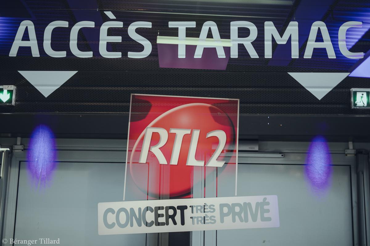 Boulevard des Airs en Concert Très Très Privé RTL2 à Toulouse