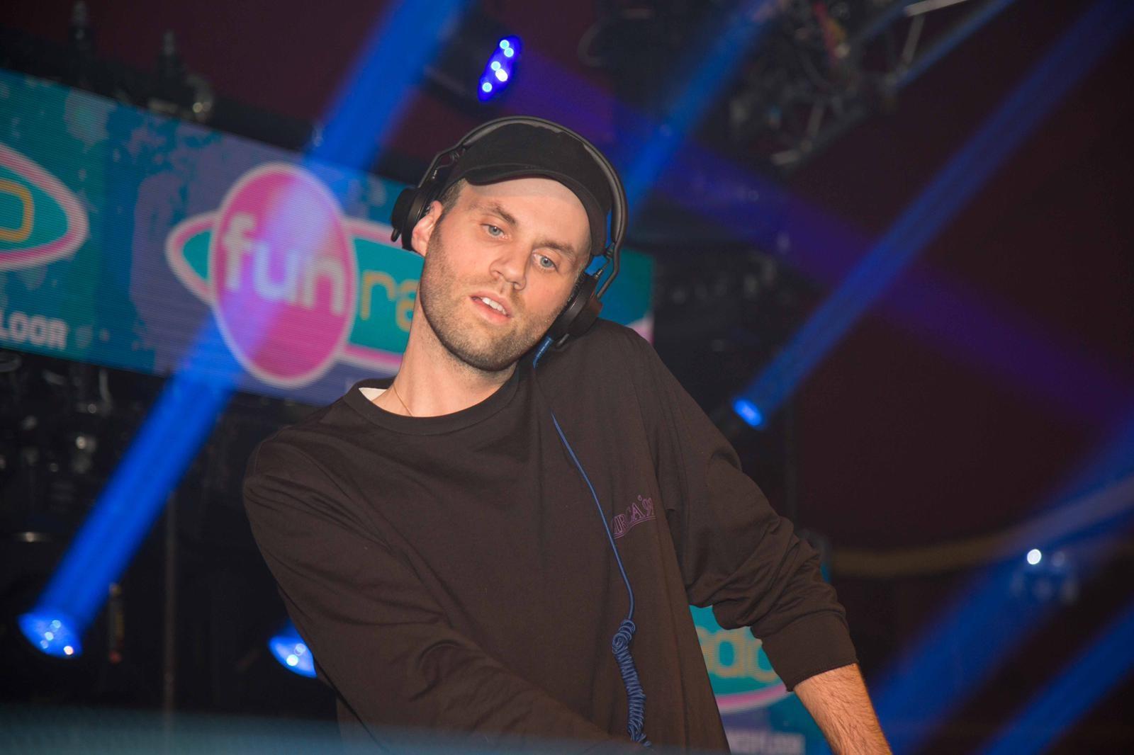 Boston Bun en mix au Party Fun Live de Rennes