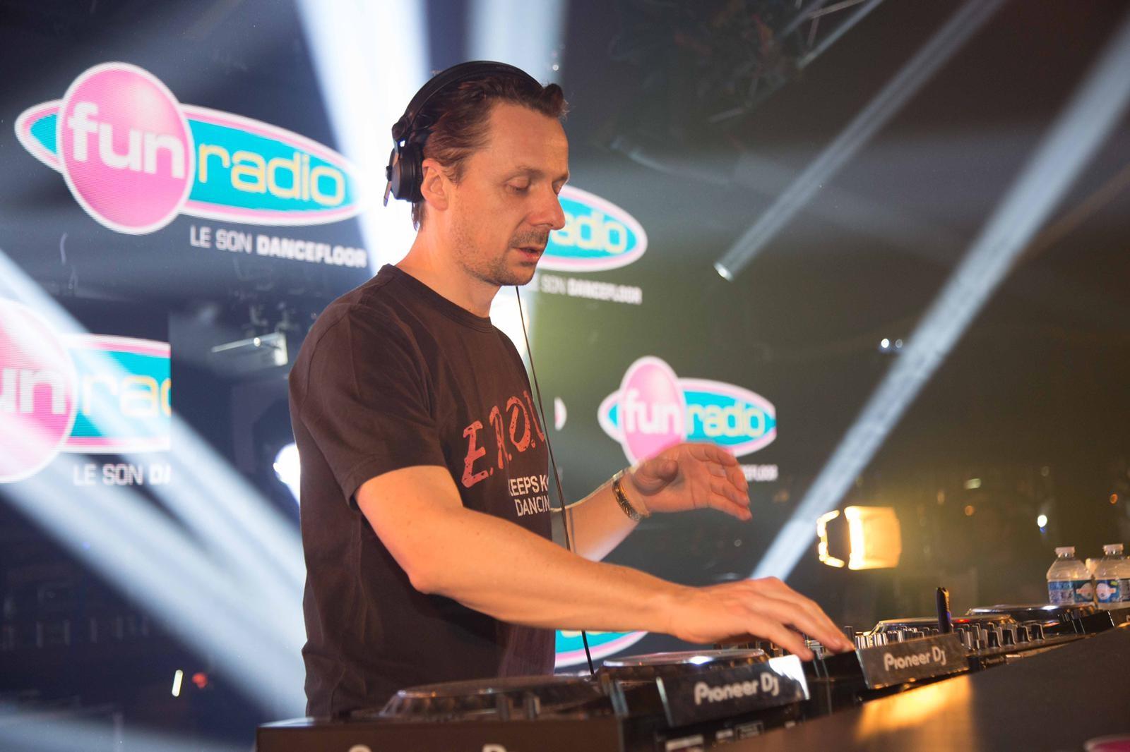 Martin Solveig mixe à Rennes