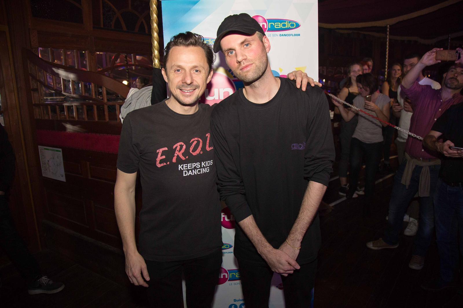 Martin Solveig et Boston Bun au Party Fun Live de Rennes