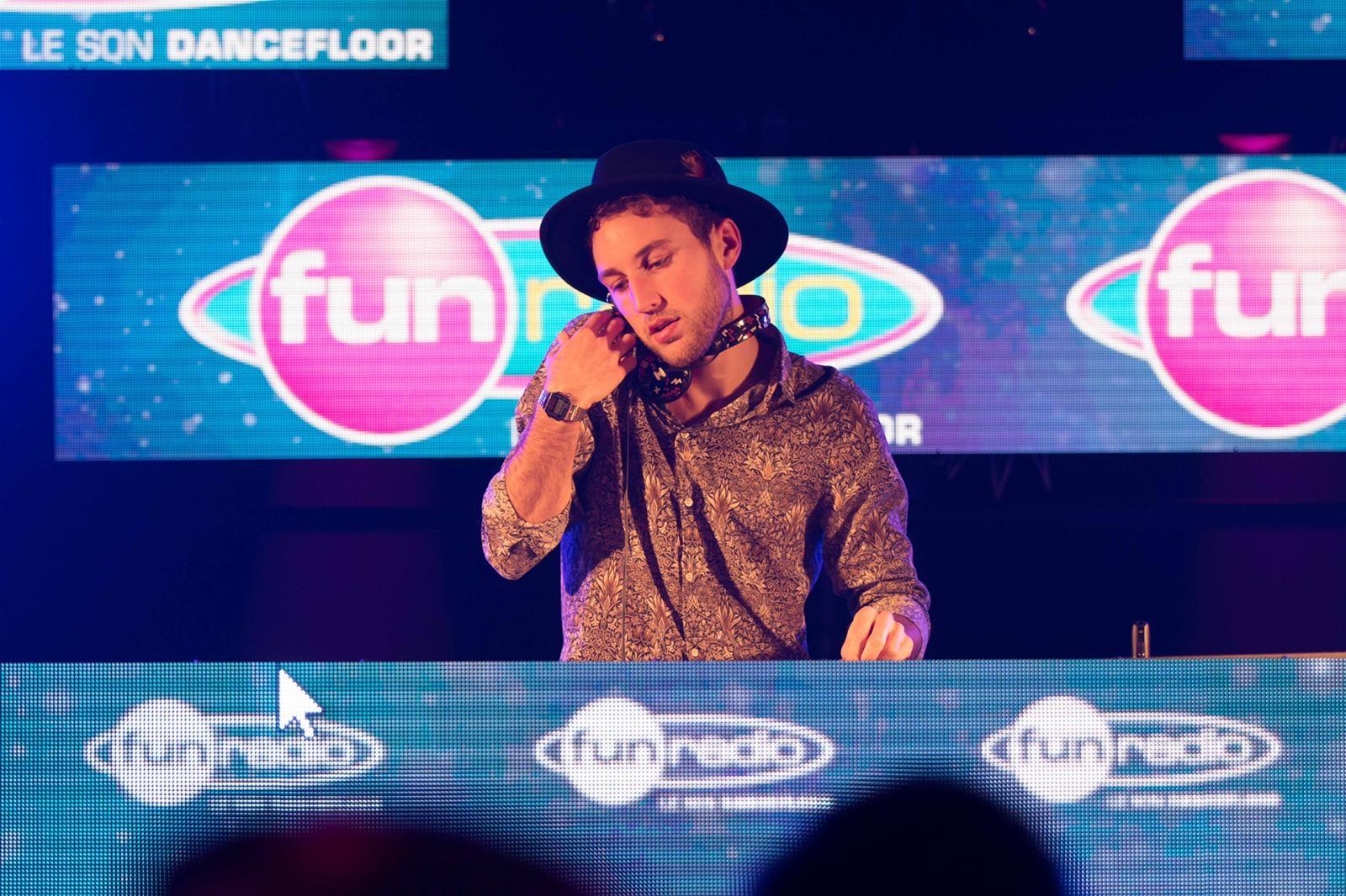 Alex Wat au Party Fun Live de Rennes
