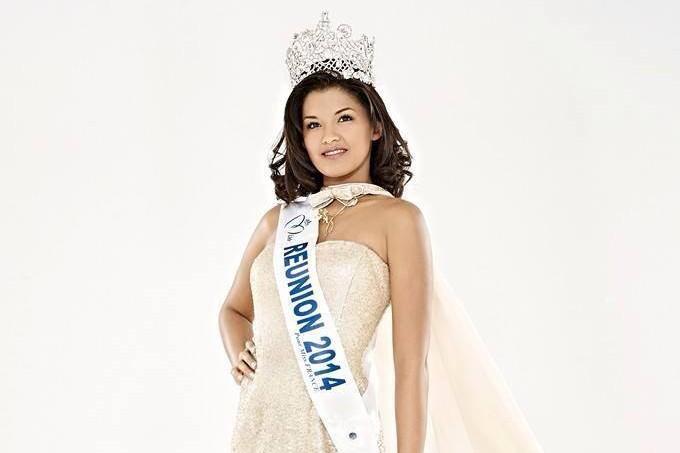 Miss Réunion, Ingreed Mercredi (19 ans), étudiante en droit