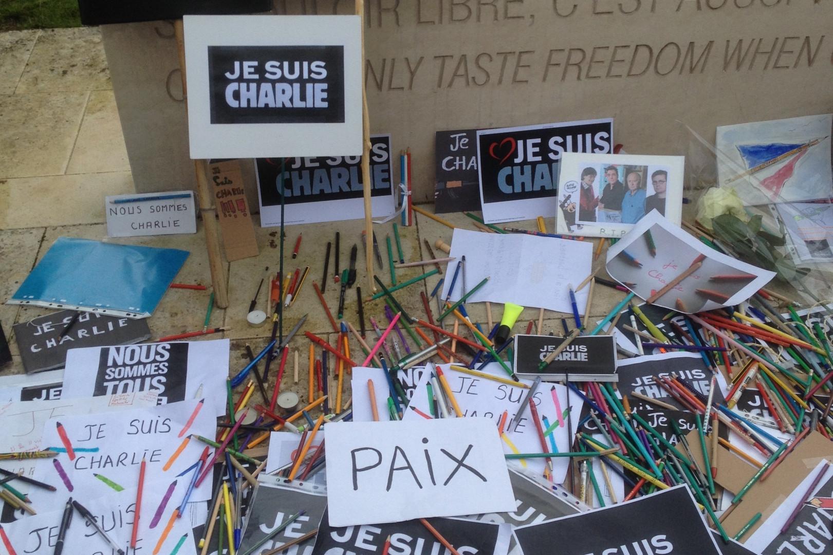 Charlie à Bayeux