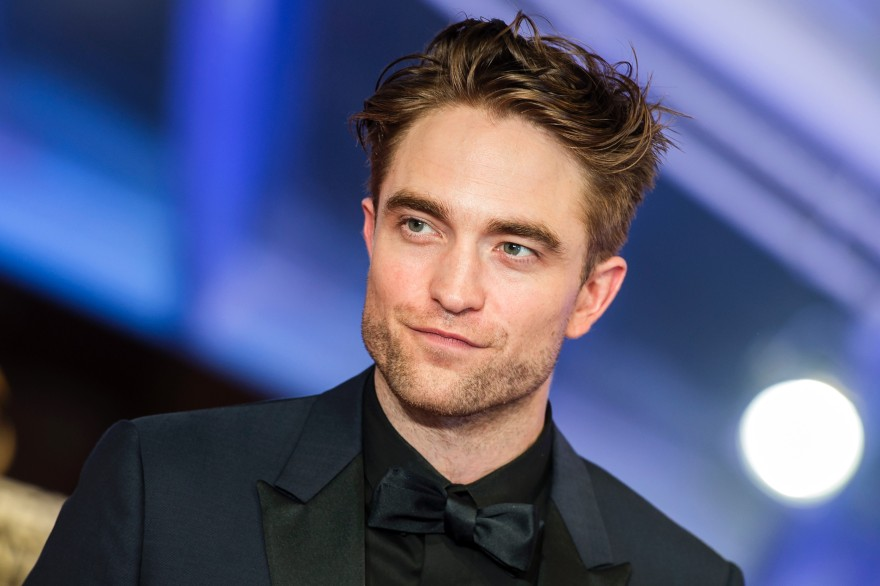 Robert Pattinson incarnera Bruce Wayne alias Batman