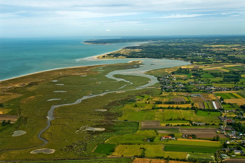 La côte des havres du Cotentin (photo d'illustration)