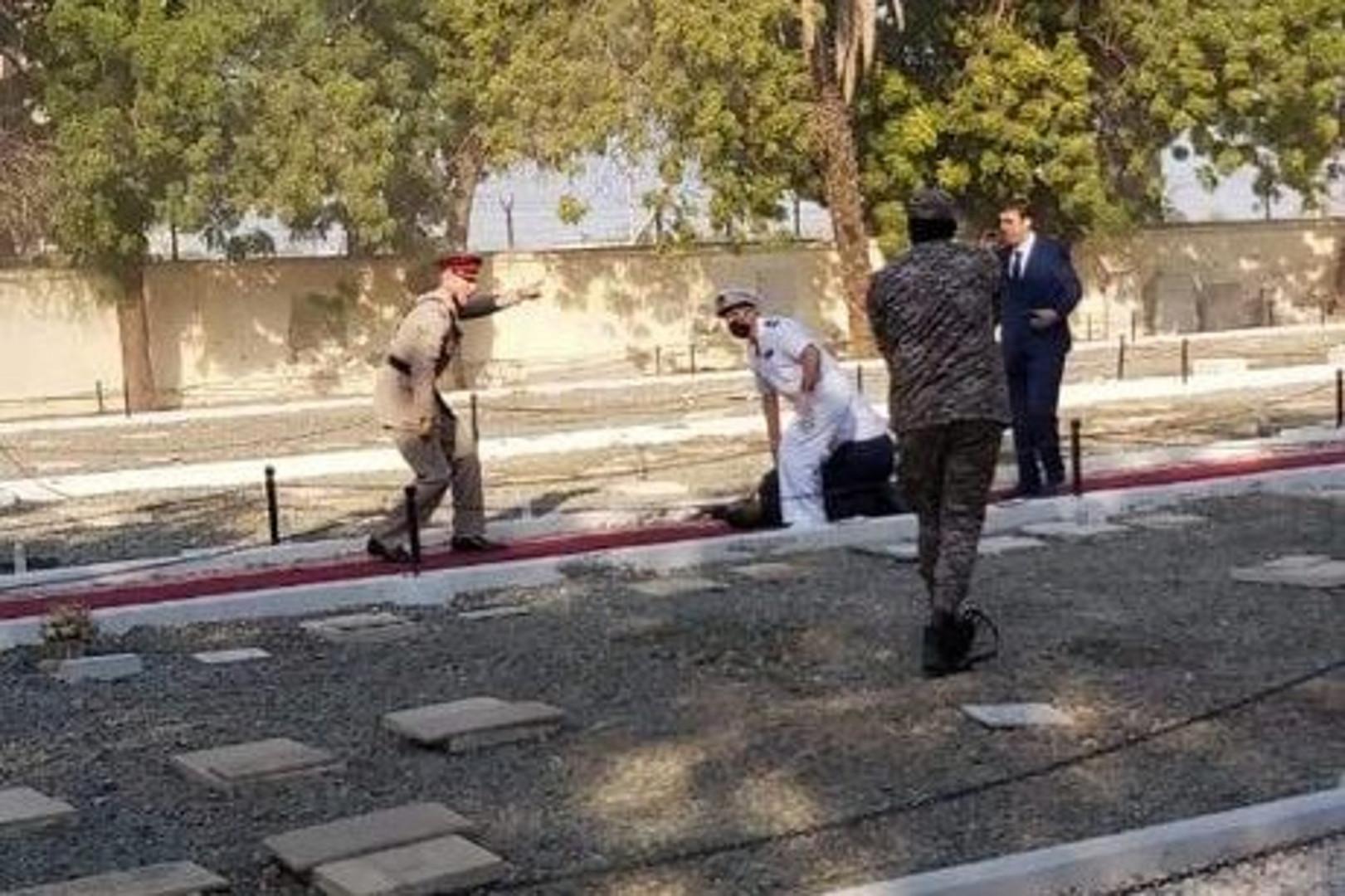 Une cérémonie de commémoration du 11 Novembre a été prise pour cible à Jeddah en Arabie Saoudite, là où un vigile du Consulat de France avait été blessé au couteau en octobre.