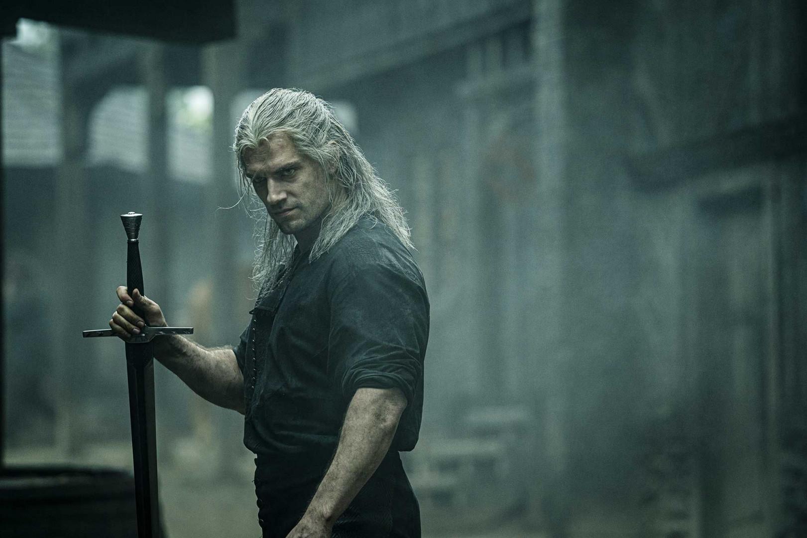 """Pour les fans en manque de """"The Witcher""""..."""