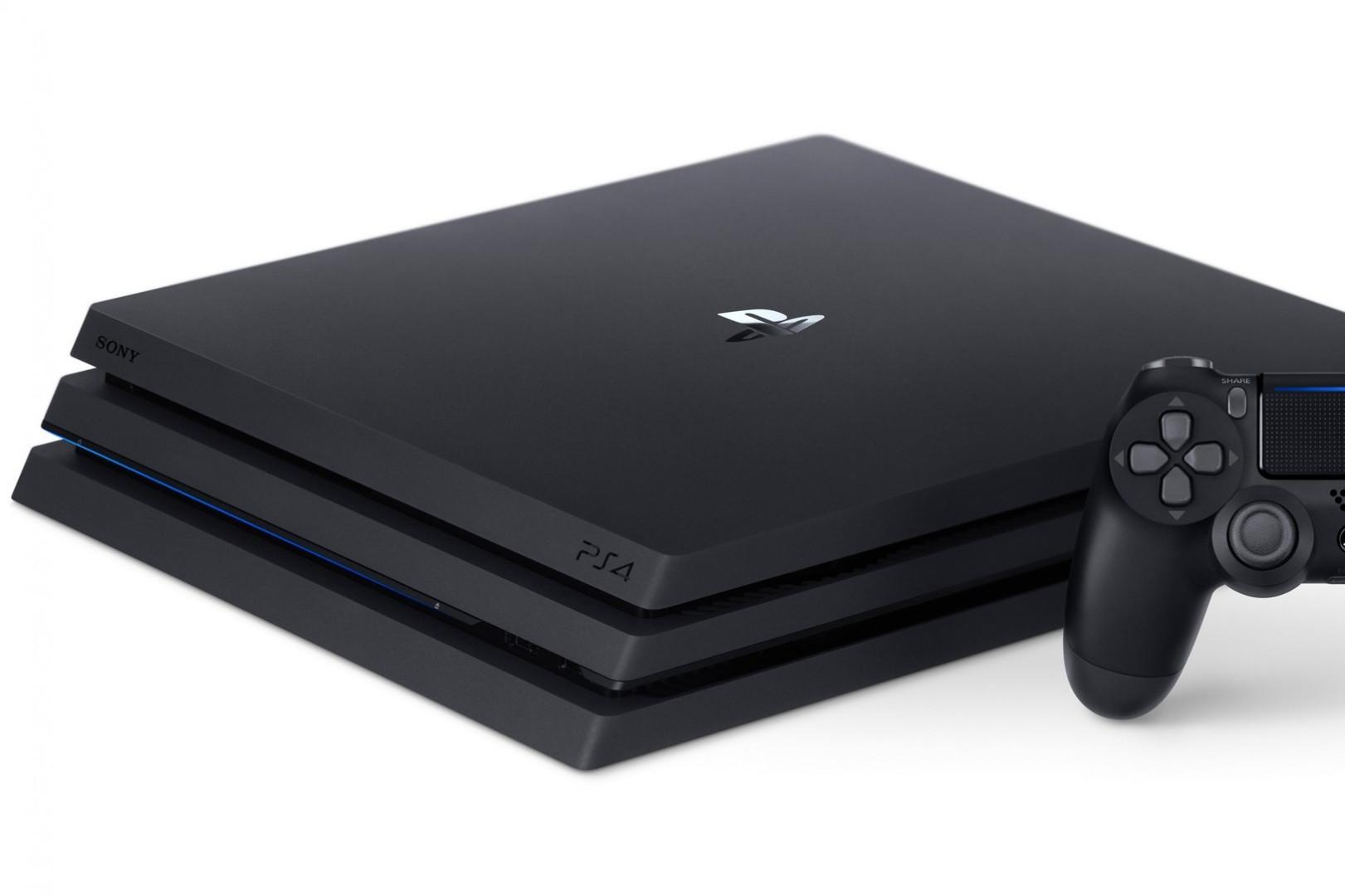 La Playstation 4 de Sony