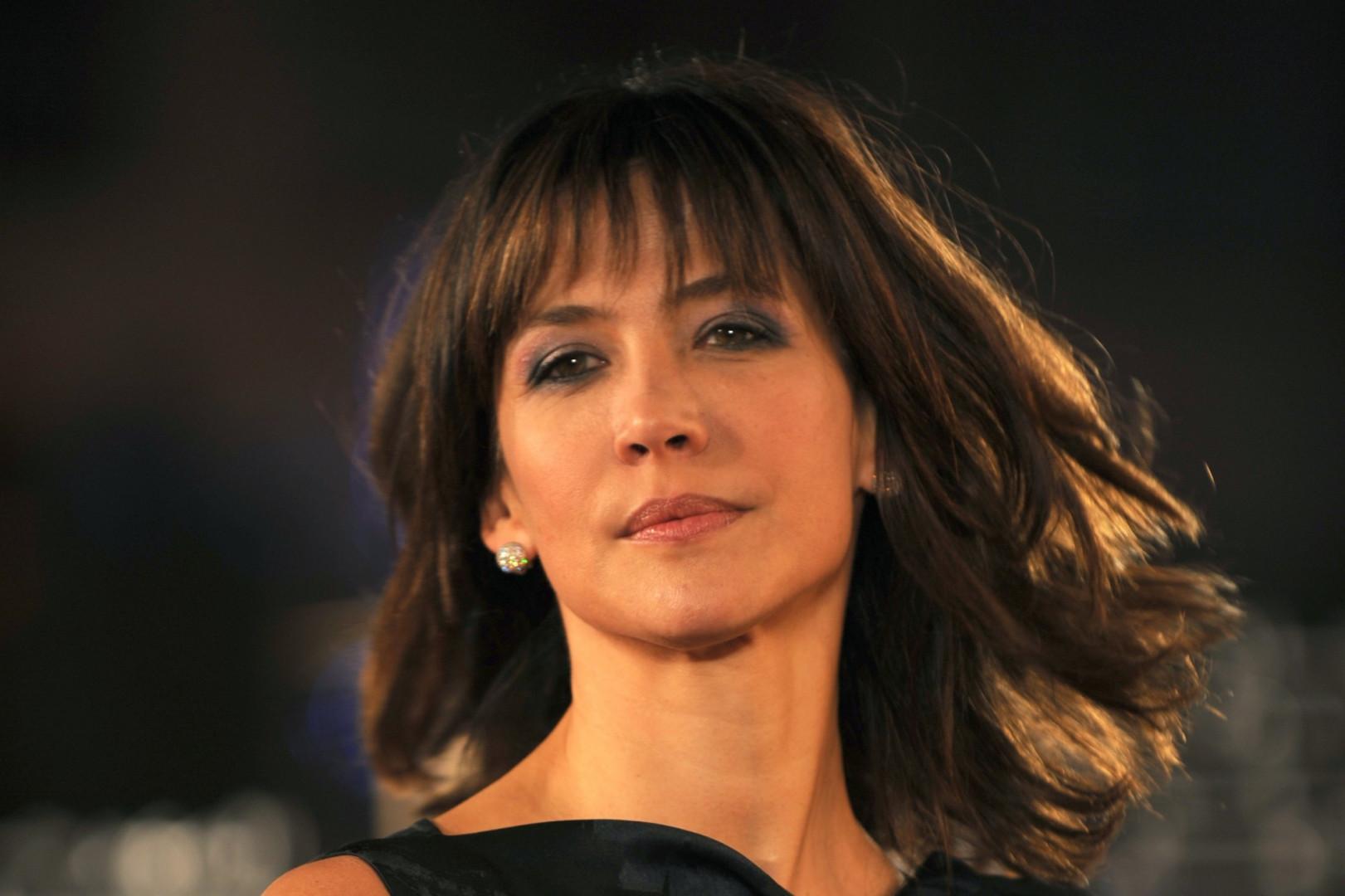 Sophie Marceau est en tête du classement féminin des personnalités préférées des Français en 2020