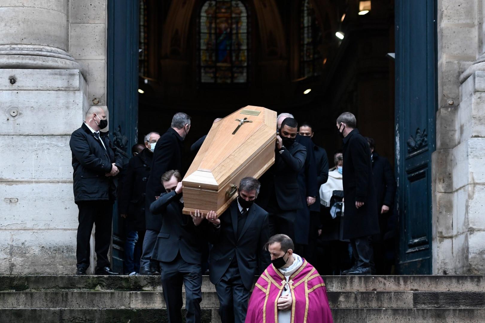 Claude Brasseur est mort le 22 décembre dernier à 84 ans.