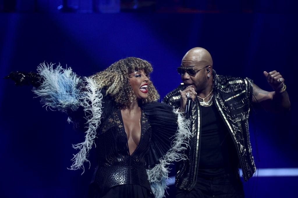 Senhit et Flo Rida, le duo pour Saint-Marin