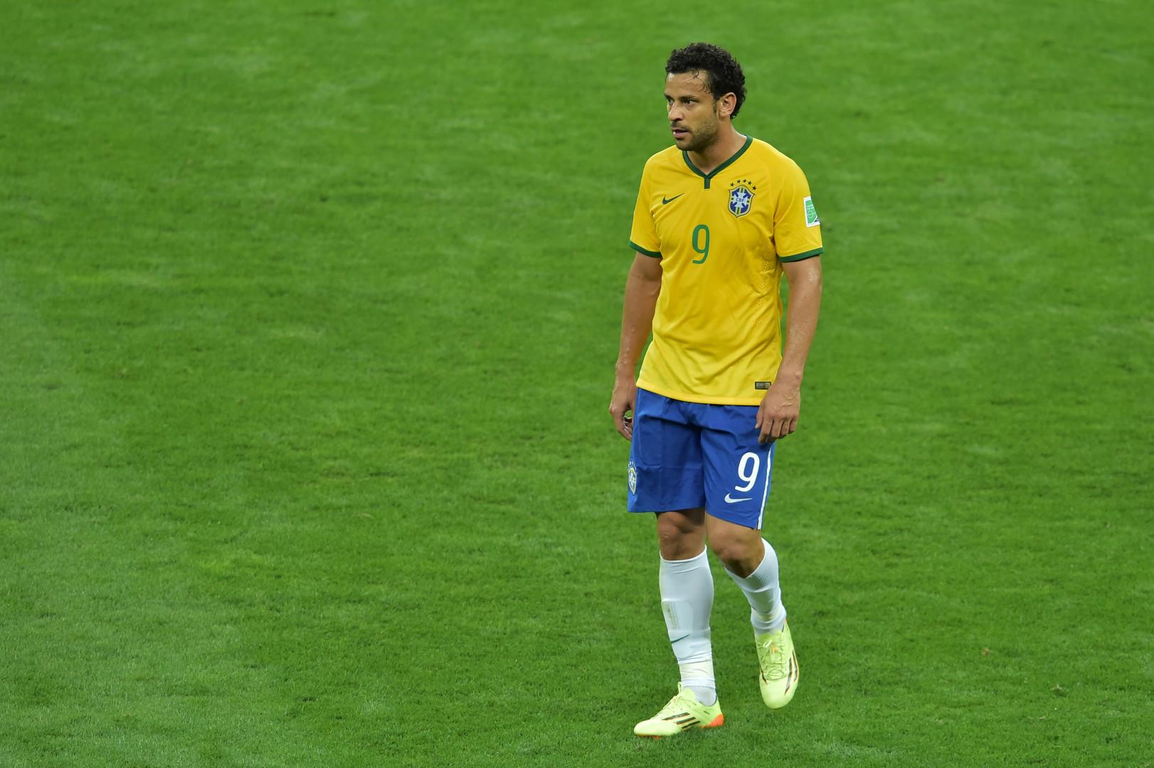 Inexistant à la pointe de l'attaque brésilienne, l'ancien Lyonnais Fred a traversé le Mondial comme un fantôme