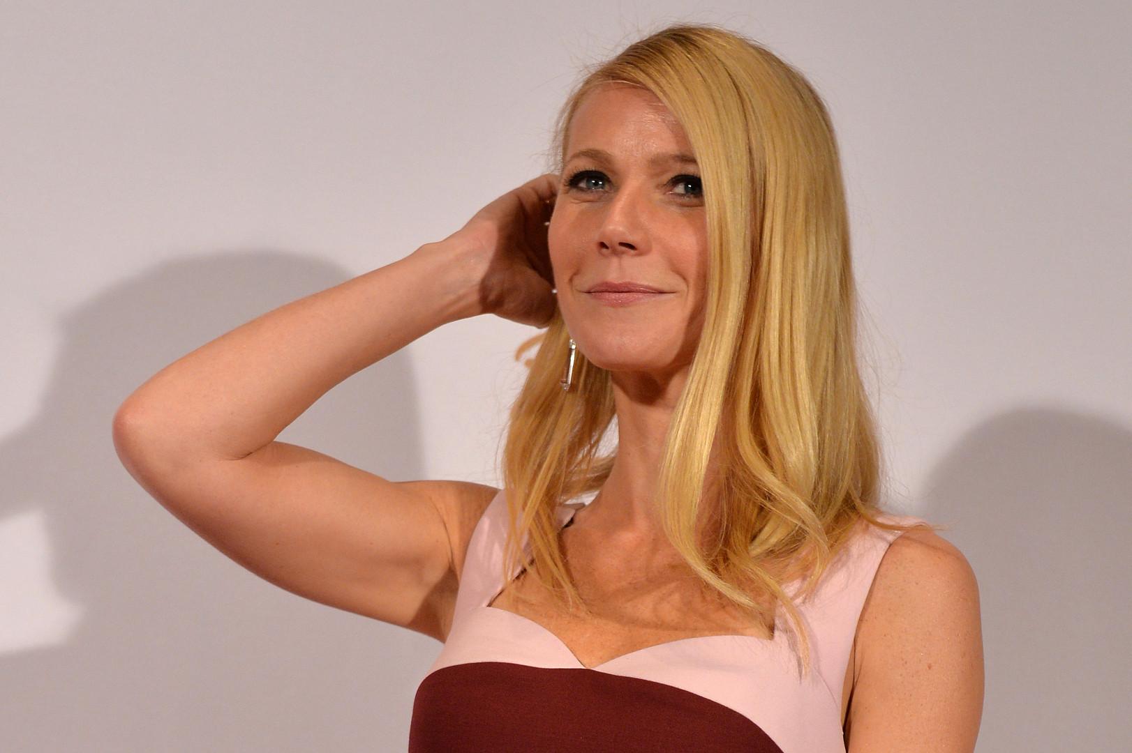 """Gwyneth Paltrow vient de lancer """"3 Green Hearts"""", une gamme de plats bio et végétaliens."""