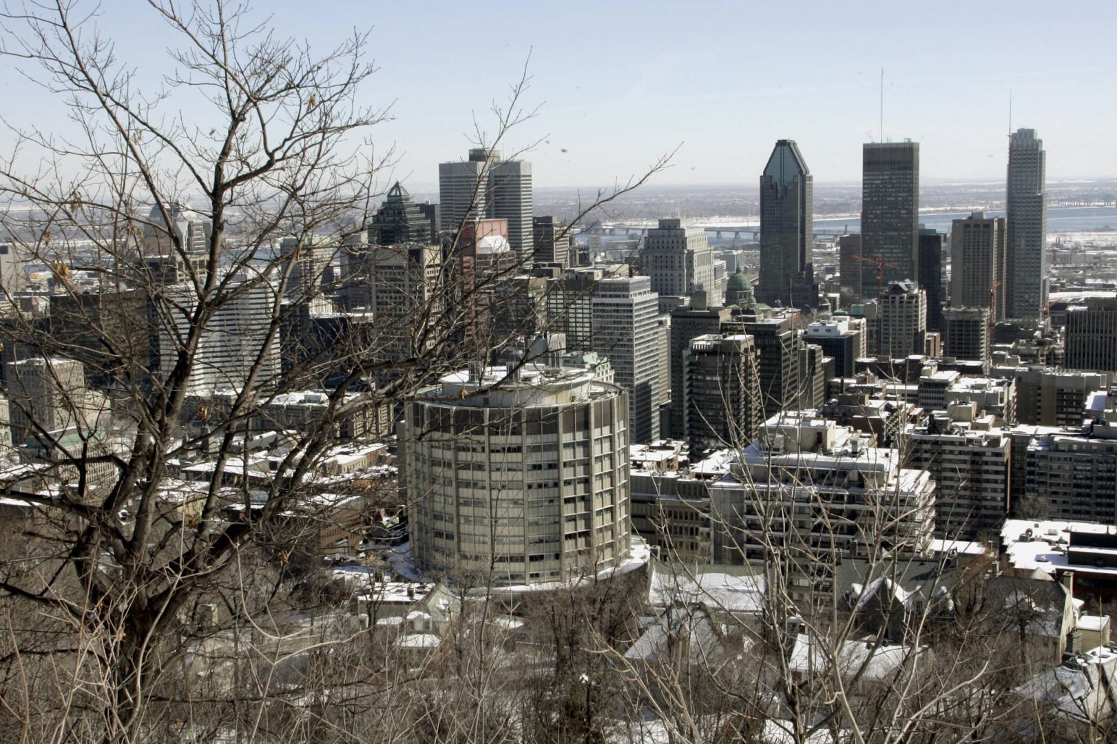 Montréal est la 5e destination préférée des Français pour l'été 2015, selon Skyscanner (illustration)