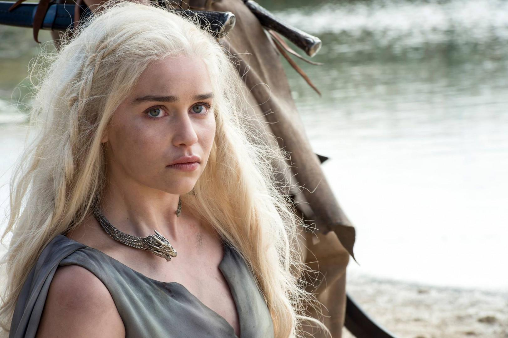 """En 2011 dans les premiers épisodes de """"Game of Thrones"""""""