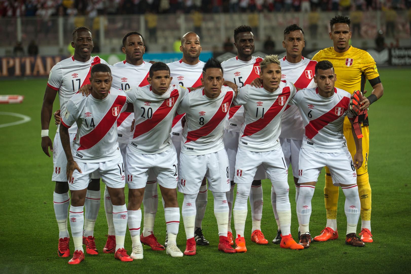 Coupe du Monde 2018 : le Pérou est dans le groupe C