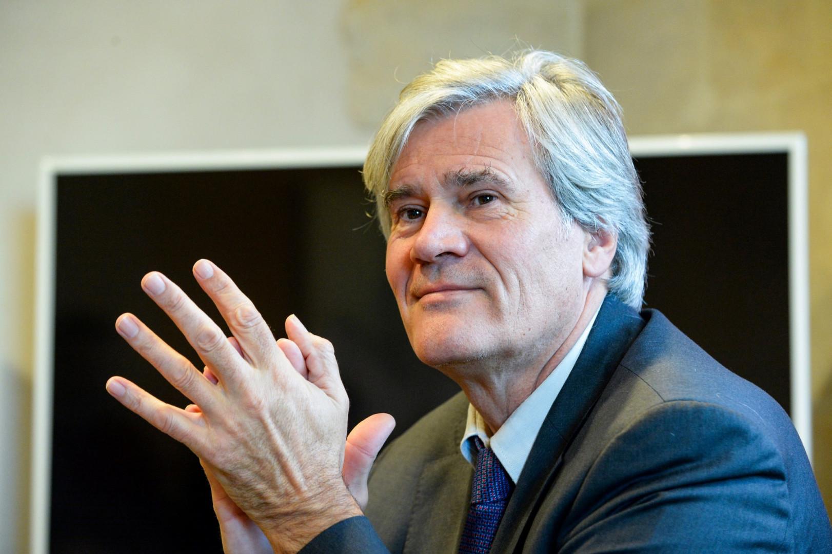 L'ancien ministre Stéphane Le Foll est lui aussi candidat au PS et réclame une primaire
