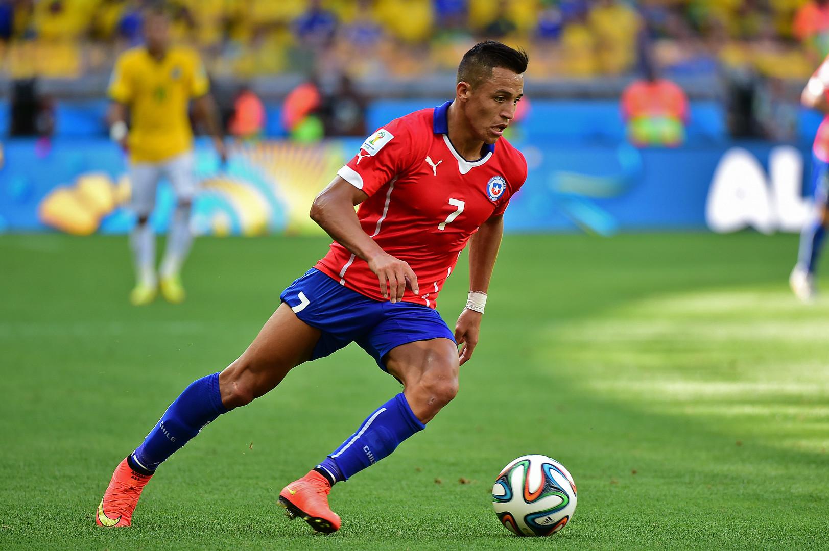 À domicile, Alexis Sanchez voudra conduire son Chili à la victoire