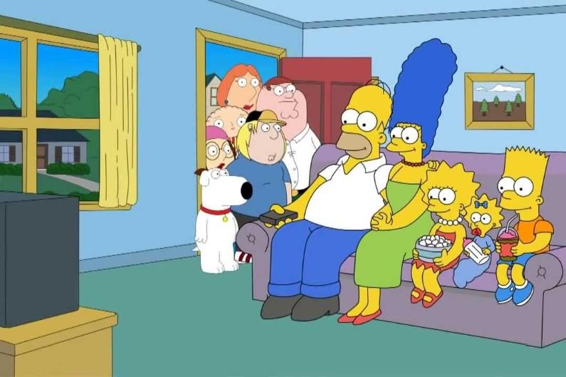 """""""Les Simpsons"""" :  la plus longue sitcom encore diffusée"""