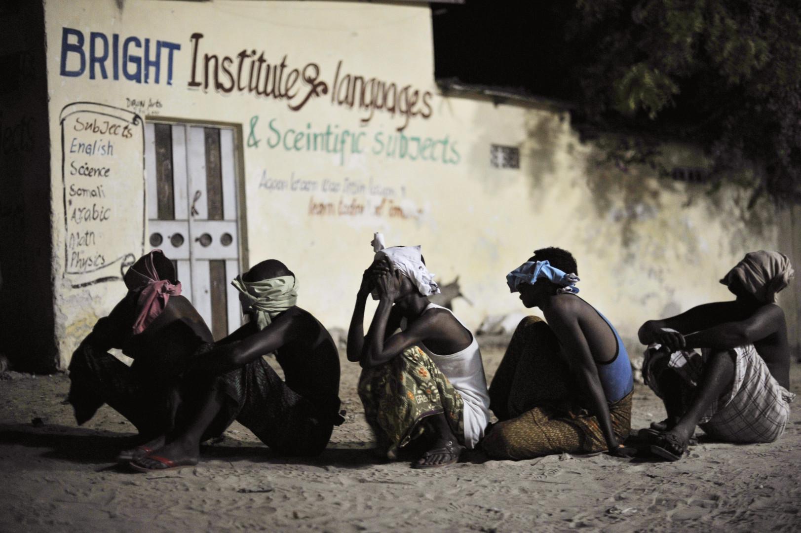 En Somalie, le groupe  islamiste des Shebab fait régner la terreur