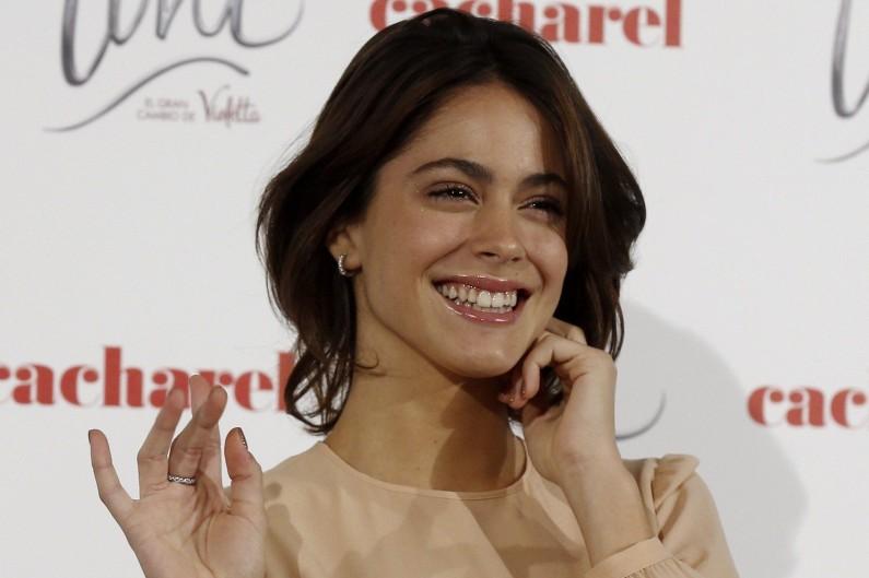 """Tini, vedette de la série """"Violetta"""" sera en France pour 5 concerts, et au Zénith de Paris le 30 avril 2017."""