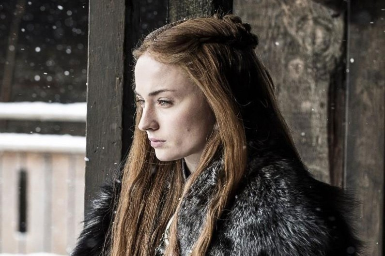 Sophie Turner dans le rôle de Sansa Stark