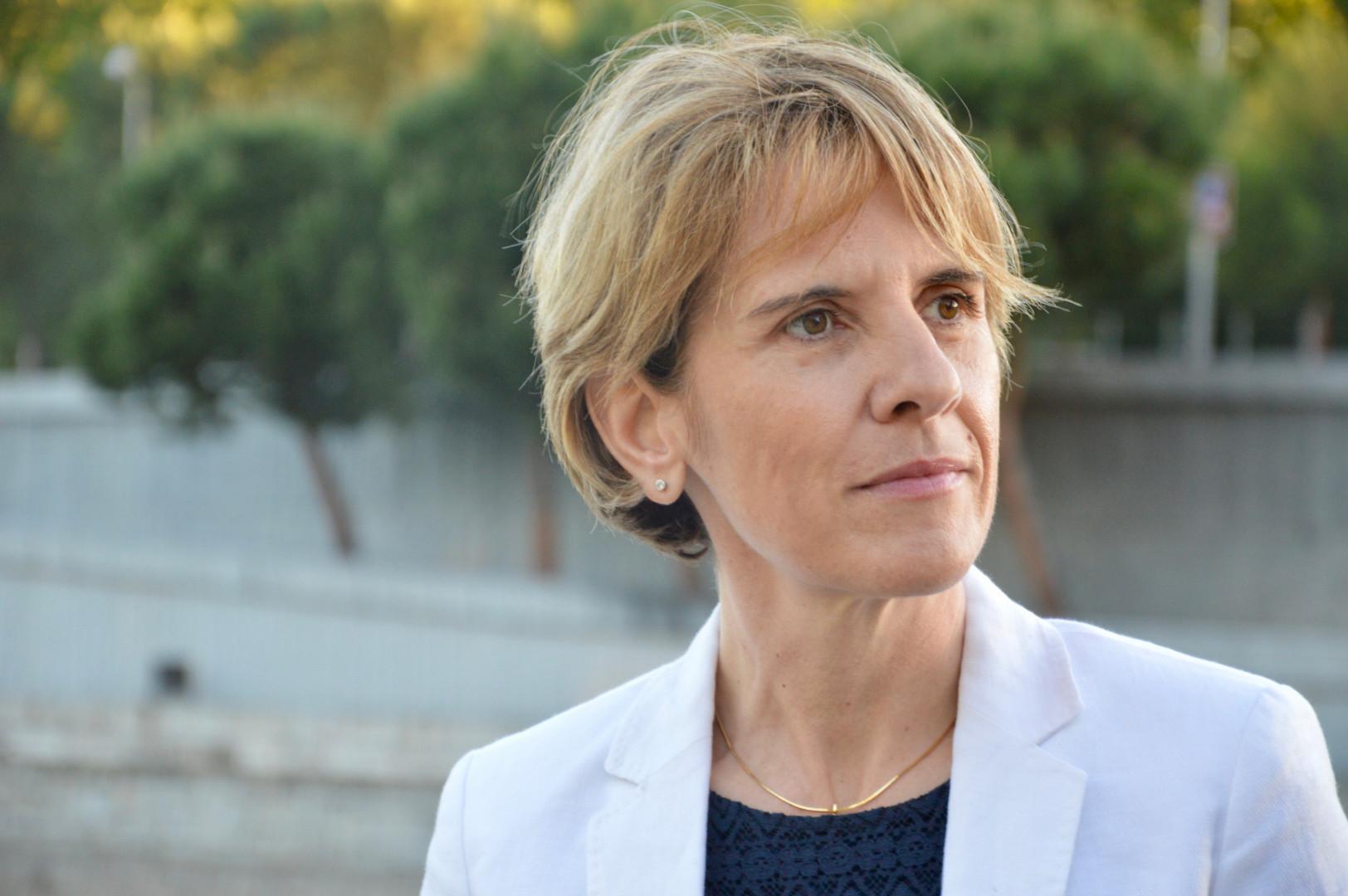 Samantha Cazebonne, députée de la 5ème circonscription des Français de l'Étranger (REM)