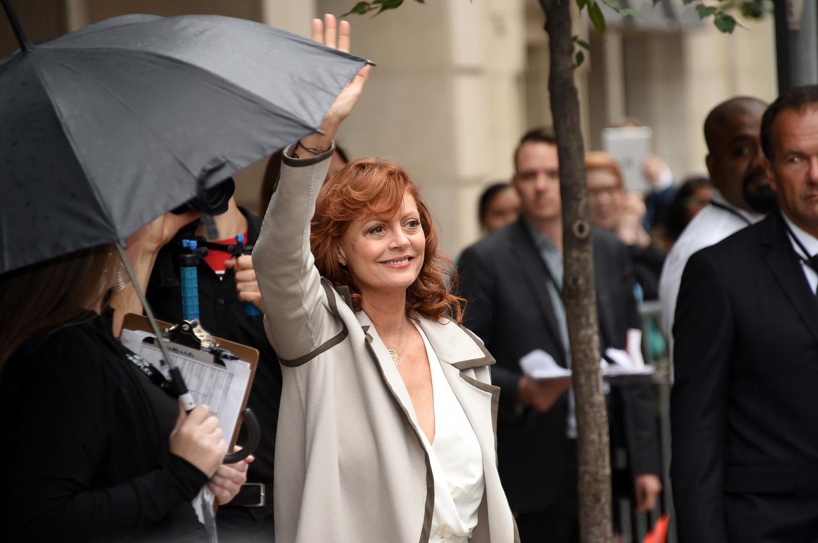 """Susan Sarandon est notamment célèbre pour son rôle dans """"Thelma et Louise"""""""