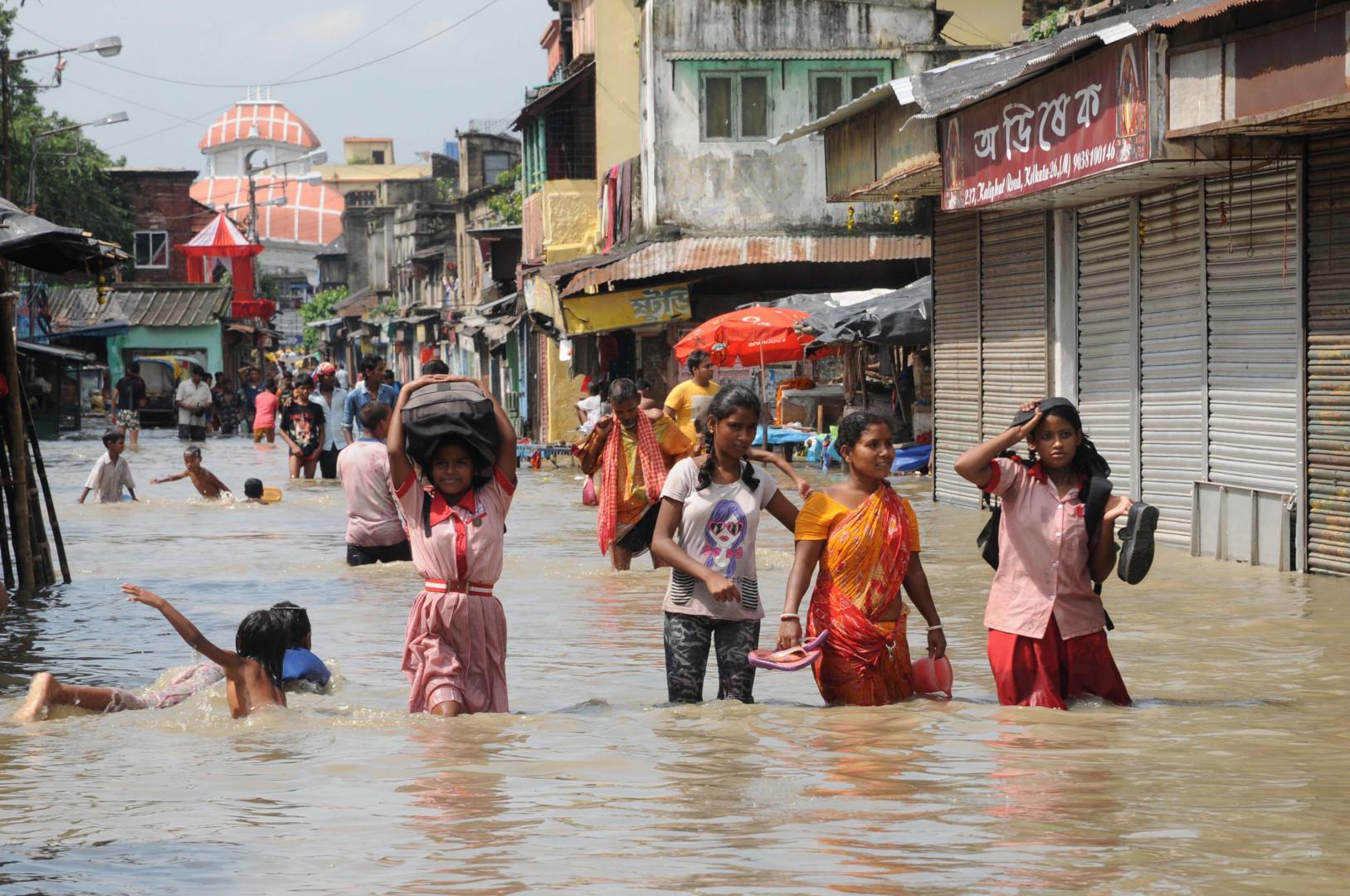 En Inde, les derniers chiffres officiels font état d'environ 200 décès