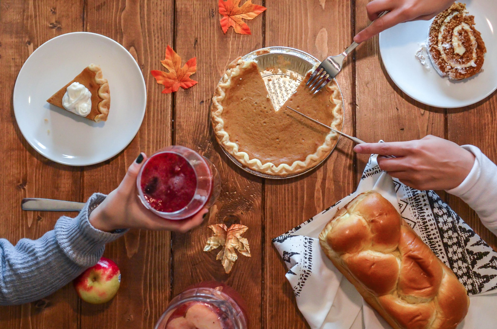 Thanksgiving se fête cette année le 26 novembre
