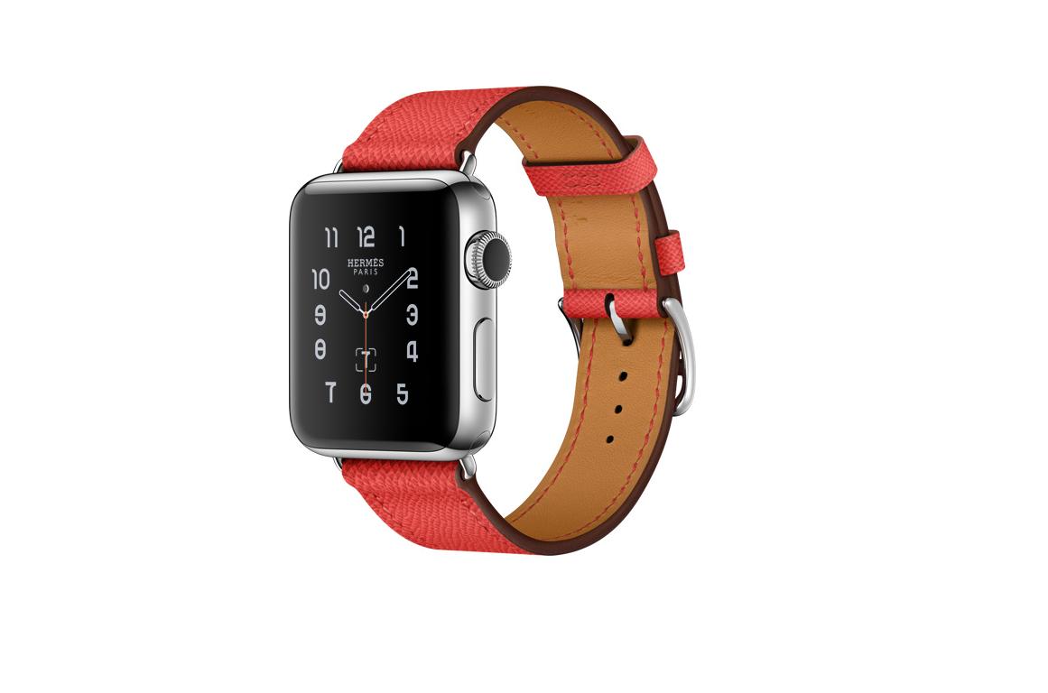Apple Watch Hermès disponible à partir du 19 septembre