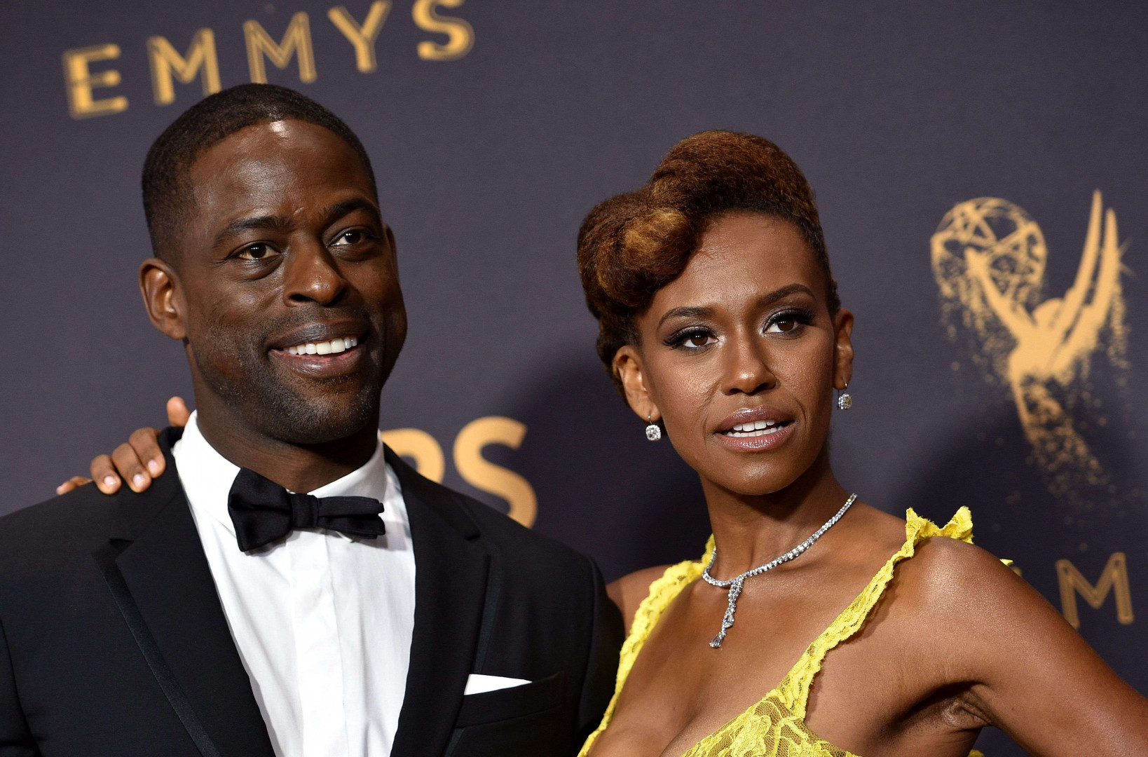 "Sterling K. Brown et Ryan Michelle Bathe (""This Is Us"")"