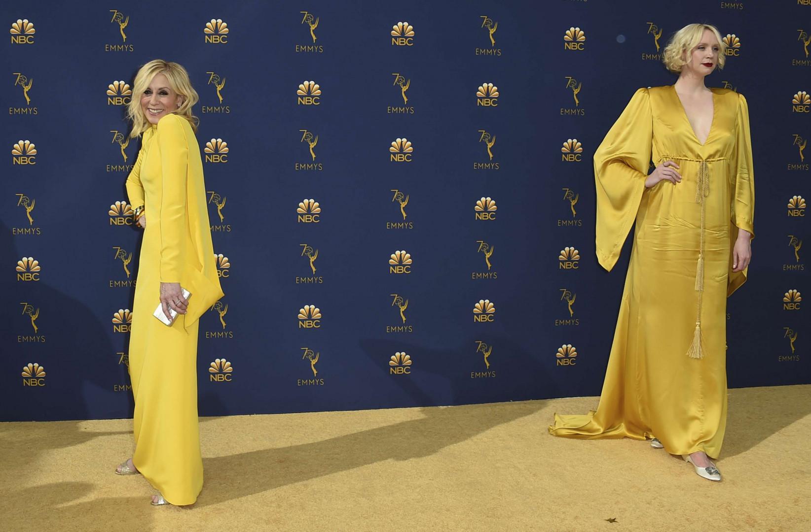 Judith Light et Gwendoline Christie