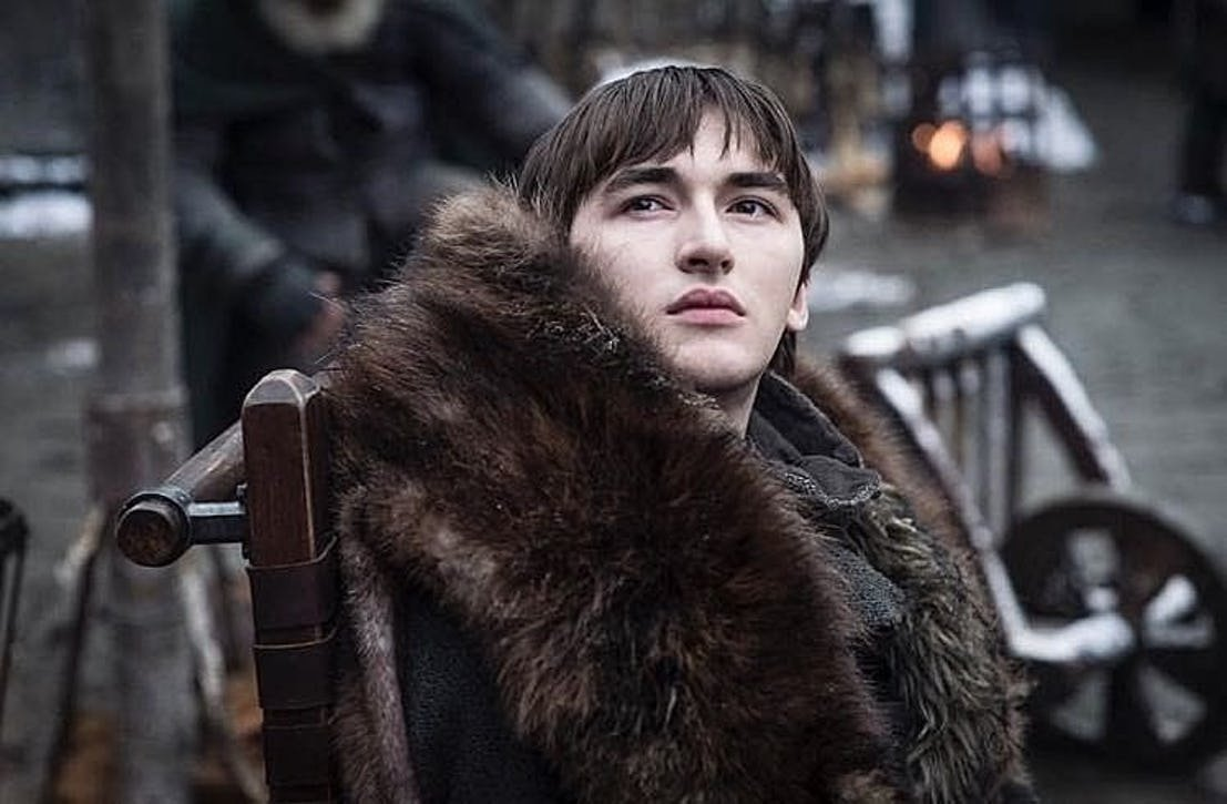 Bran Stark devenu la Corneille à Trois Yeux connaît les véritables origines de Jon Snow