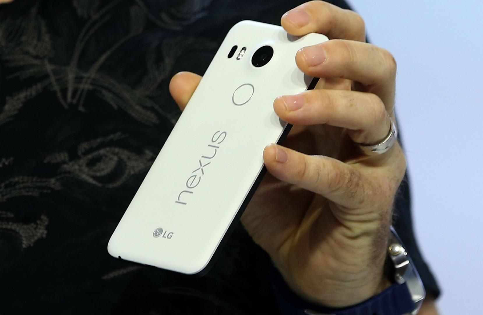 Le Nexus 6P présenté par Google