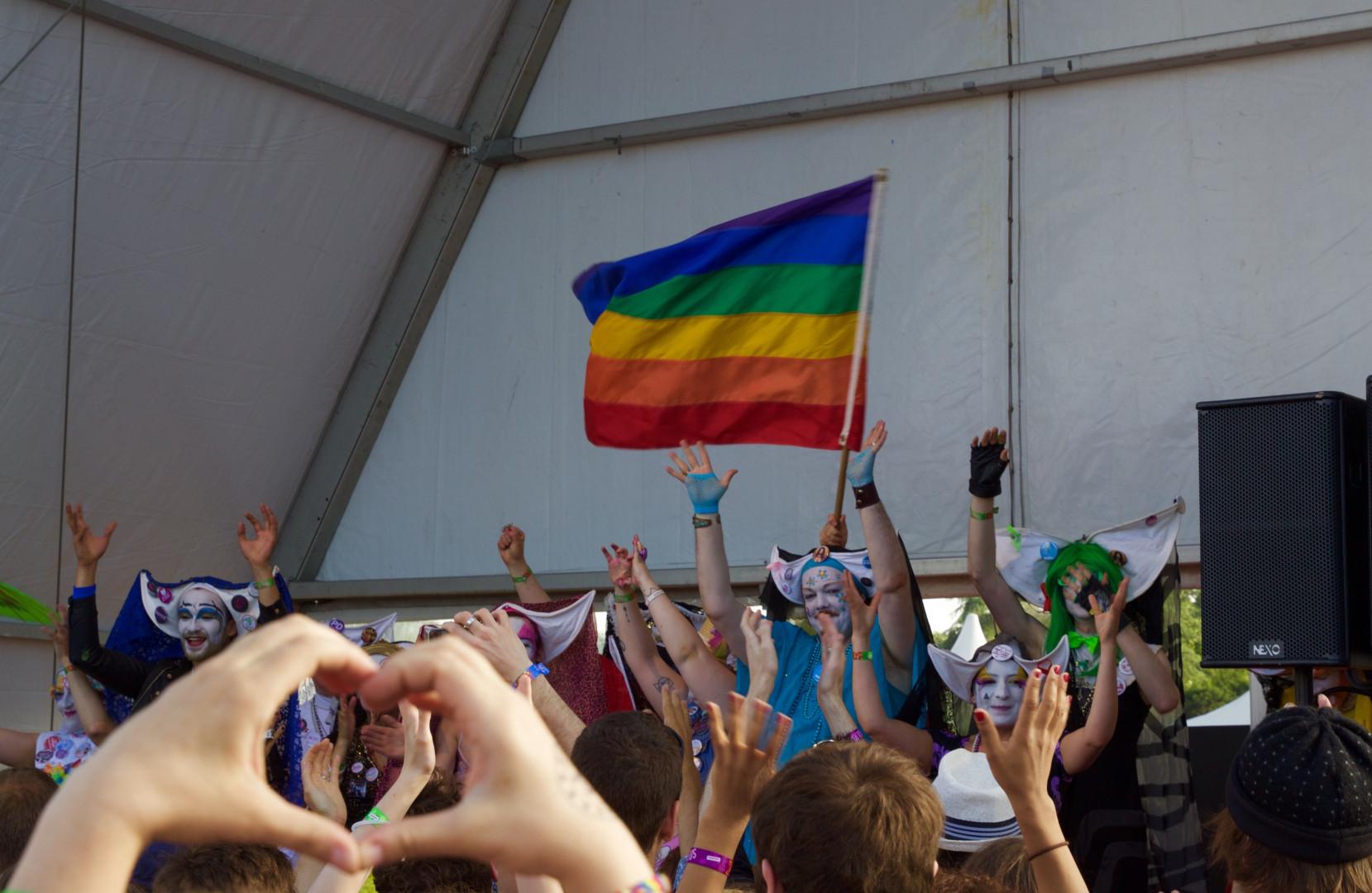 Les Soeurs de la Perpétuelle Indulgence sont nées à San Francisco en 1979 d'un groupe de militants homosexuels
