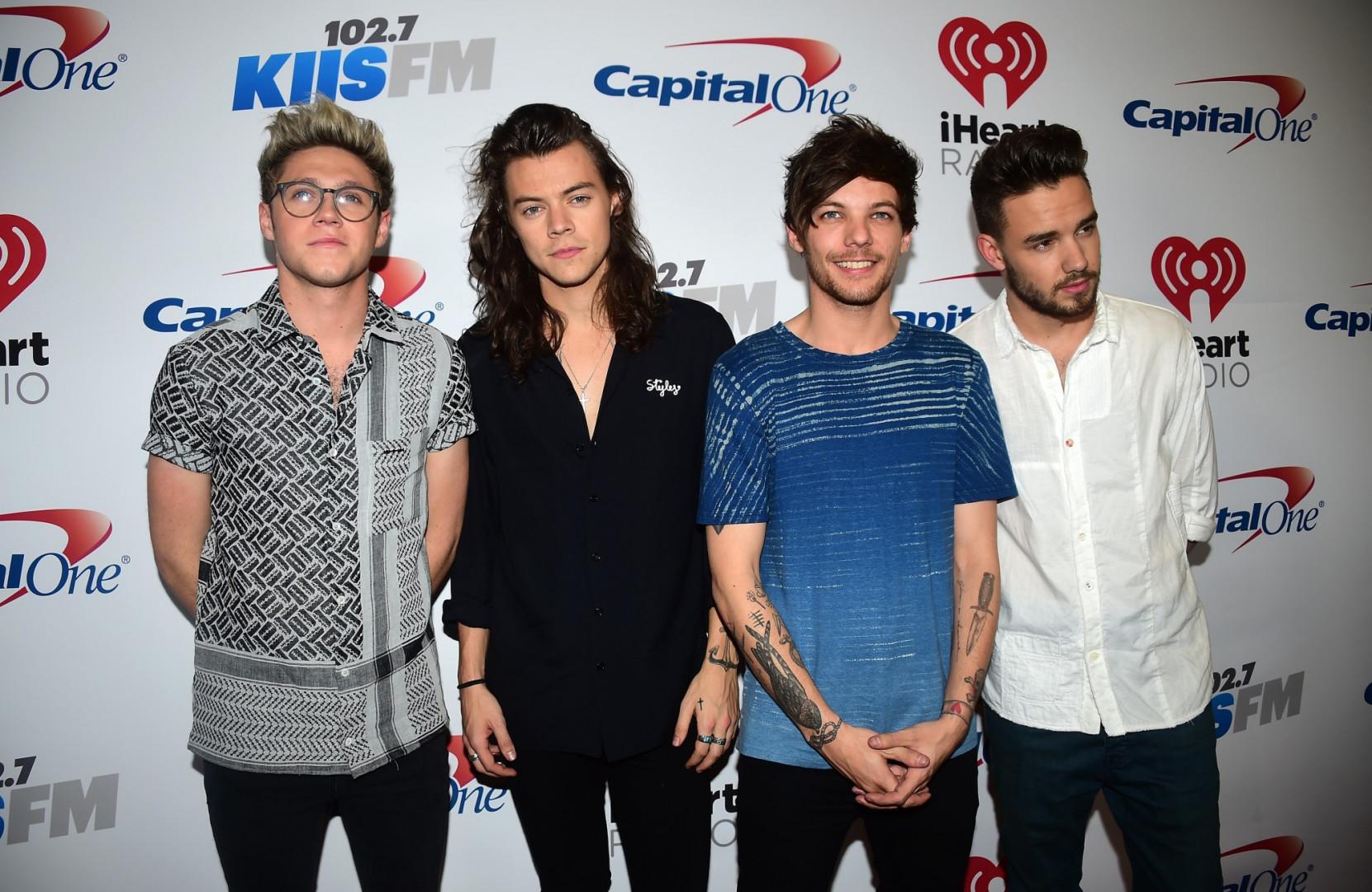 2. Les One Direction (110 millions de dollars)