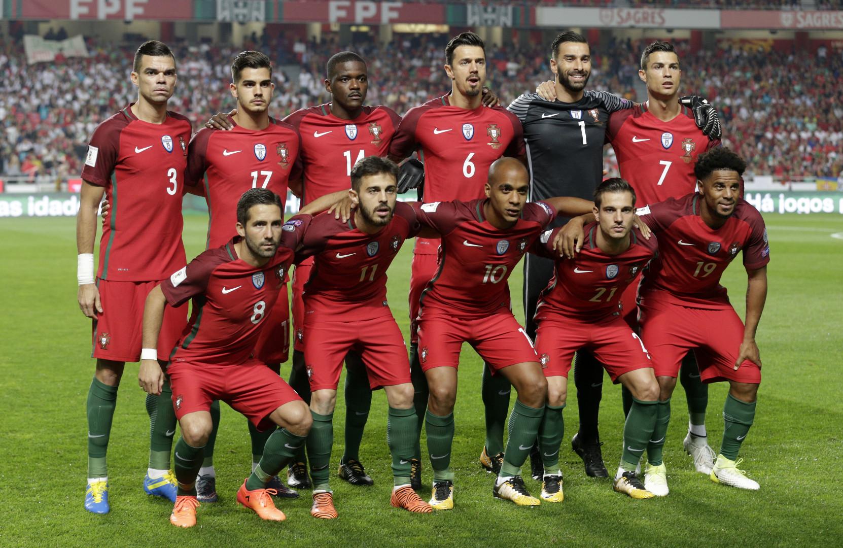 Coupe du Monde 2018 : le Portugal est dans le groupe B