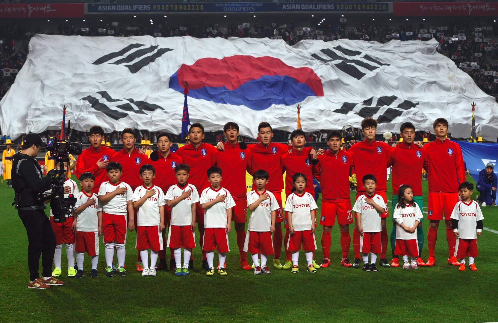 Coupe du Monde 2018 : Corée du Sud est dans le groupe F