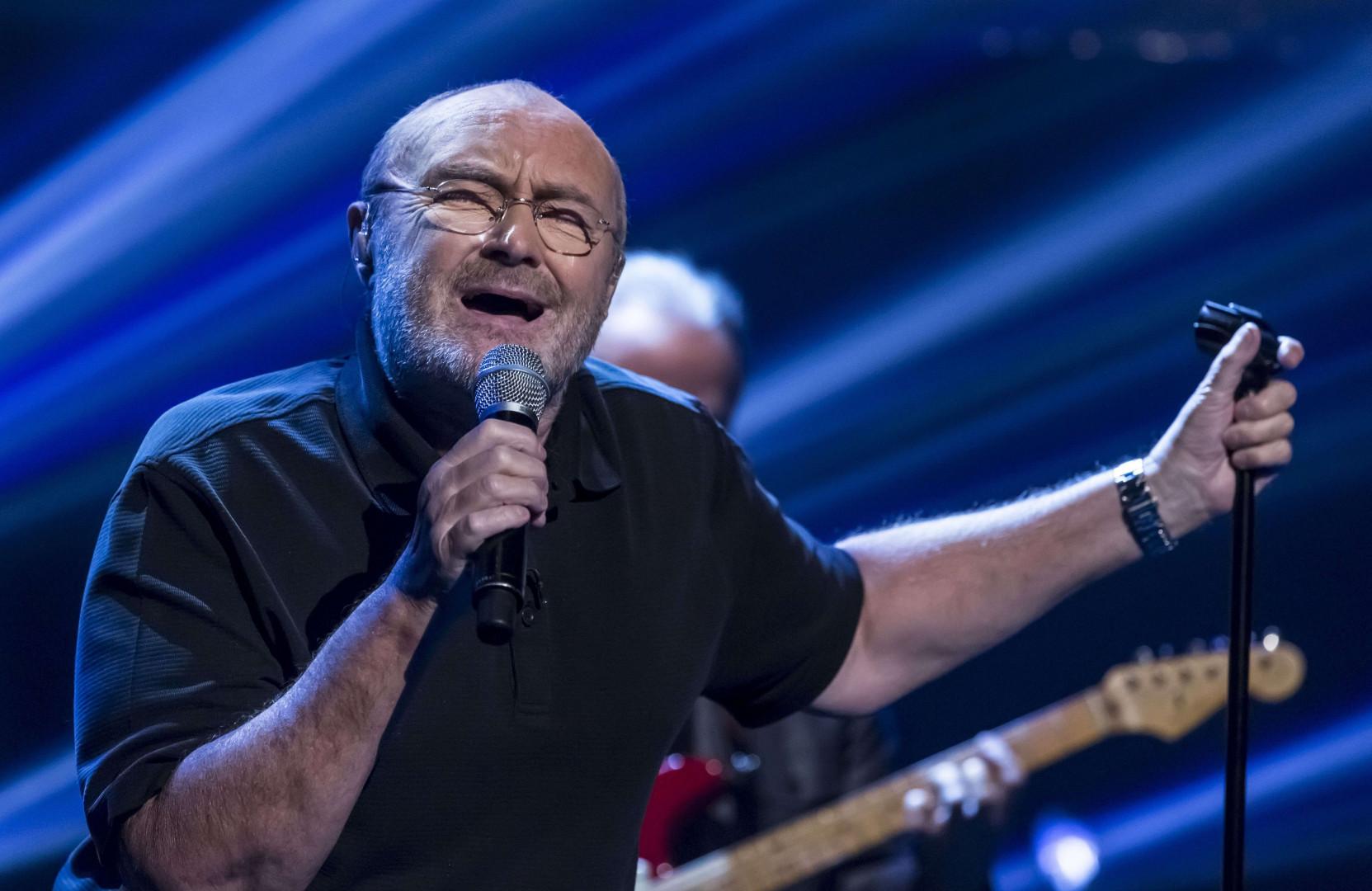 Phil Collins est de retour avec 5 concerts à Paris, du 18 au 23 juin 2017.