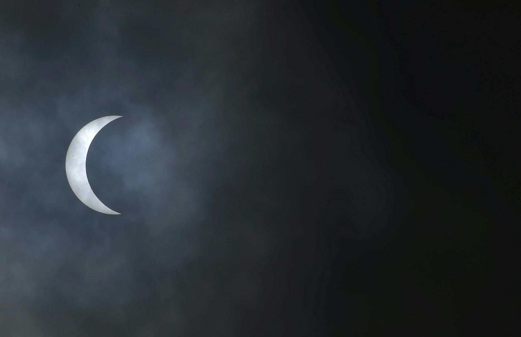 L'éclipse solaire a été visible depuis la quasi-totalité du territoire des États-Unis, le 21 août 2017.