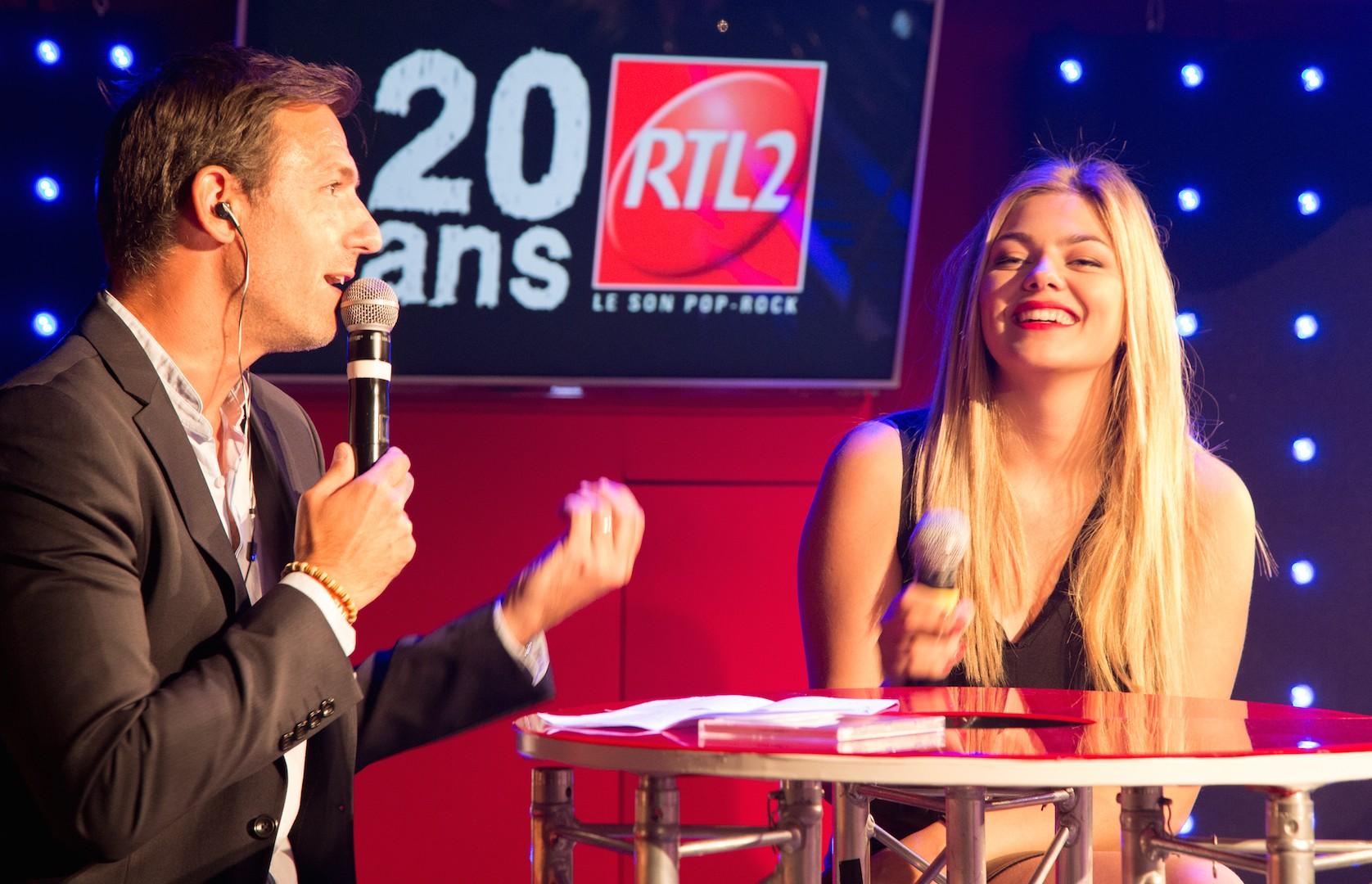 Interview Très Très Privée : Louane et Grégory Ascher